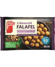 Findus 450g World Selection Falafel