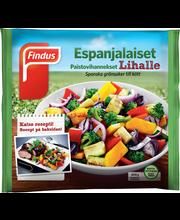 Findus 400g Espanjalaiset paistovihannekset lihalle
