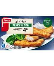 Findus 340g 4 Rap pane...
