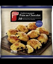 Findus 250g Pain au Chocolat 10 paistovalmista mini-suklaapullaa