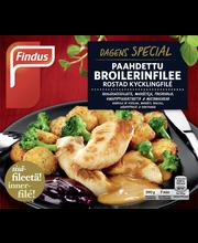 Findus Dagens Special Paahdettu Broilerinfilee 390g, pakaste