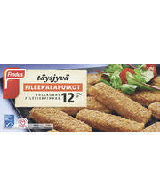 Findus 360g Täysjyvä Fileekalapuikot MSC