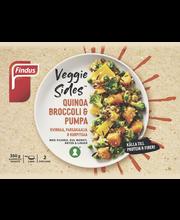 Kvinoaa Parsakaalia Ku...