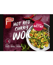 Hot Red Curry Wok 400g