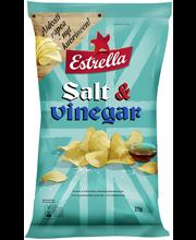 Estrella 275g Salt & Vinegar Chips