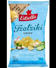 Estrella 275g Tzatziki Chips