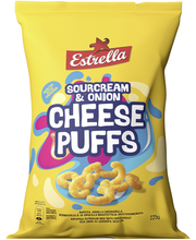 Cheese Puffs 225g