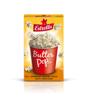 Estrella 270g Micro Pop Corn 3-pack voinmakuinen