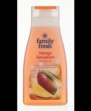 Family Fresh 500ml Mango Sensation suihkusaippua