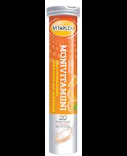 Vitaplex 20poretablettia Monivitamiini appelsiininmakuinen monivitamiinivalmiste