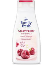 Family Fresh 500ml Creamy Berry suihkusaippua