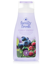 Family Fresh 500ml Forest Energy suihkusaippua