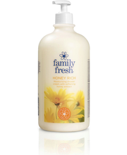 Family Fresh 1000ml Honey Rich shower cream