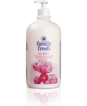 Family Fresh 1000ml So Soft suihkusaippua