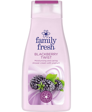 Family Fresh 500ml Blackberry Twist suihkusaippua