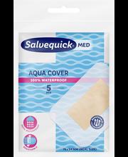 Salvequick MED 5kpl Aqua Cover laastari