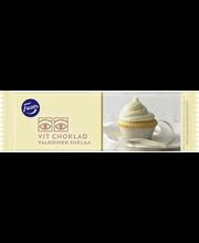 Fazer 100g Valkoinen suklaa leivontasuklaalevy