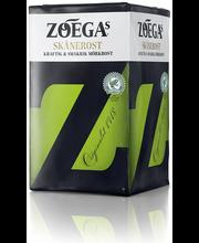 Zoegas 450g Skånerost tummapaahtoinen suodatinkahvi