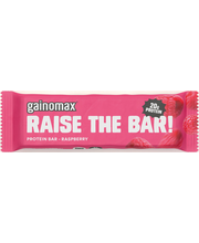 Gainomax 60g Vadelma Protein Bar
