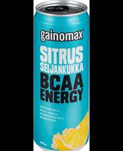 330ml Energiajuoma Sitrus