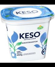 Arla Keso 450 g 1,5% maustamaton raejuusto