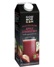 God Morgon 1 L Inspiration Strawberry täysmehu
