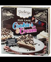 Frödinge 440g mud cake cookies cream kostea suklaakakku