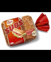 Pågen 420g Subs kuitupalaleipä 6kpl