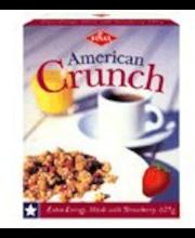Finax 625 g American Crunch Mansikka mysli
