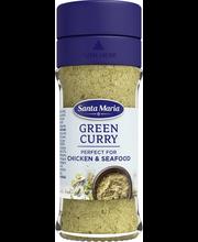 Santa Maria 38g Extra Fine Selection Thai Green Curry -mausteseos