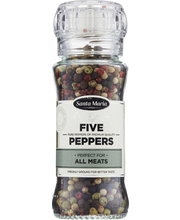 Santa Maria 60g Extra Fine Selection Five Peppers -mylly