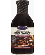 Santa Maria 470g BBQ Sauce Smokey Hickory grillaus- ja maustekastike