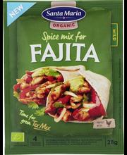 SM 28g Fajita Spice Mi...