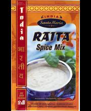 Santa Maria 8g India Raita Spice Mix mausteseos