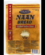 Santa Maria 260g India Naan Bread intialainen leipä 2kpl