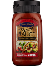 Santa Maria 280ml Tex Mex Pizza Sauce