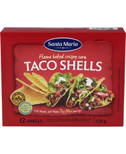 SM Taco Shells 135g