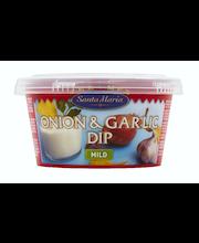 Santa Maria Tex Mex 170g Onion & Garlic Dip -dippikastike