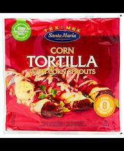 Santa Maria Tex Mex 336g Corn Tortilla -maissitortilla