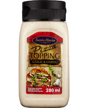 Santa Maria 280ml Tex Mex Pizza Topping