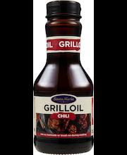 Santa Maria 270ml BBQ Grill Oil Chili chilinmakuinen grillausöljy