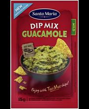 Santa Maria 15g Dip Mix Guacamole mausteseos