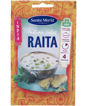 Sm indian spices raita 8g