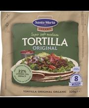 SM Tortilla Organic 8p...