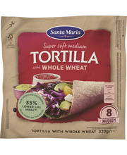 SM Tortilla Wh Wheat 320G