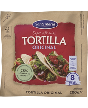 SM Tortilla Org 8p 200G