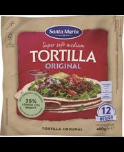 SM Tortilla Org 12p 480G