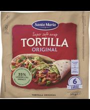 SM Tortilla Org 6p 371G