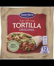 SM Tortilla Org 12p 742G