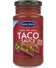 Sm taco sauce x-tra hot 230g